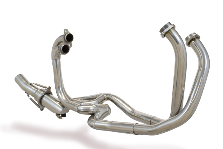 VFR 750 VFR750 FL FP 90 93 RC36 Exhaust Downpipes